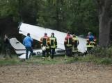 Flugzeugabsturz in Wiesloch