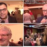 Glückwünsche und Danksagungen für die Oberbürgermeisterwahl in Wiesloch
