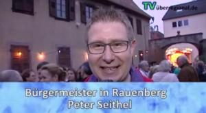 Bürgermeister Peter Seithel Rauenberg -Gewerbeverein Rauenberg Mitglieder