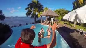 Firmentreffen oder Partys auf der KARIBIK INSEL – MARTINIQUE – Kleine Antillen - Marcel und Tina organisiersen