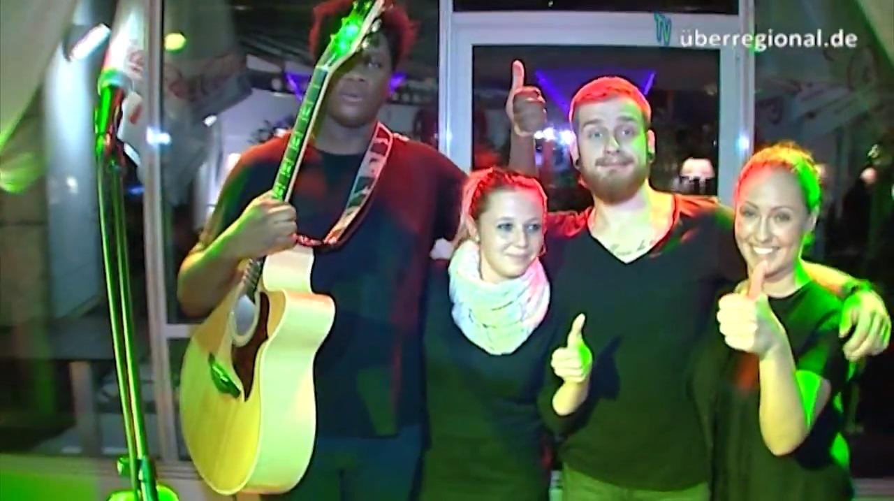 The Voice of Germany Teilnehmer - Robin Carpe und Azim Toure