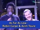 The Voice of Germany Teilnehmer – Robin Carpe und Azim Toure – im Rondeau in Hockenheim