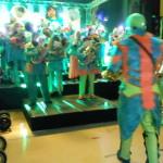 DJ Tom Herring Cocktailmixbox Erste Bilder - Dambacher Galgeveggel - Jubiläum 10 Jahre - Kraichgauhalle Mühlhausen - Film folgt