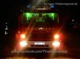 Feuerwehr Einsatz St. Leon