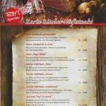 Zarte Rinder-Hüftsteaks bei Restaurant Fodys Fährhaus in Ladenburg