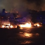 Grasellenbach – 2 Millionen Euro Schaden bei Brand in Sägewerk