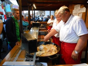 Sauerkrautmarkt St Leon Sonntag 08-11-2015 TVüberregional - Oliver Döll - Ihr Lokalreporter und Werbefilmproduzent