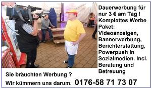 Dauerwerbung für 3 Euro am Tag :-) alles weitere bei einem Gespräch.