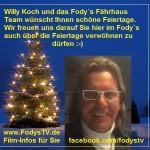 Willy Koch und das Restaurant Fodys Fährhaus Team bedankt sich…