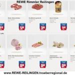 Angebot im REWE RIMMLER REILINGEN