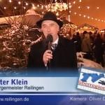 Adventsmarkt Reilingen 2012 – Tag 1