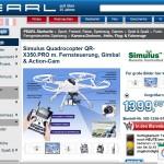 Sponsor für Drohne bzw. Quatrocopter von Pearl gesucht