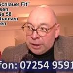 Parkinson Erleichterung - IQ Vital Oberhausen Infofilm 01