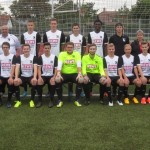 REWE Rimmler Reilingen sponsert neue Trikotsätze für Jugendmannschaften des SC 08