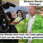 Östringen und Bäckerei Wanda ♡