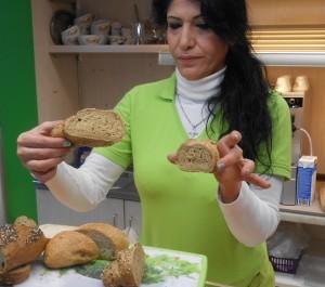 Wanda´s Bäckerei Film Nr. 2 - in Östringen an der Hauptstrasse gibt es ab 6 Uhr Vesper für Arbeiter und Bürger ♡ FILMBEITRAG