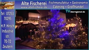 Rauenberg Weihnachtsmarkt 2015