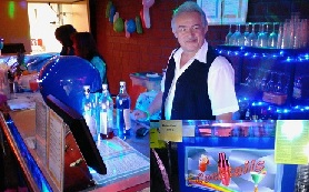 Cocktail Mix Box Bar - Mobil mit Personal gratis buchen
