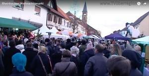 Rheinhausen Weihnachtsmarkt Waghäusel TV, Lokalreporter, Oliver Döll