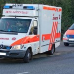 St. Leon-Rot  – Verkehrsunfall mit schwer verletzter Frau