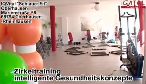 IQ Vital - Parkinson bekämpfen - leichter leben - und - Parkinsontreffen in Oberhausen