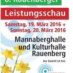 Gewerbeschau 2016 in Rauenberg