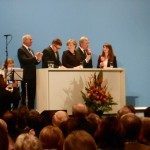 Bundeskanzlerin Angela Merkel war in Walldorf – TVüberregional live dabei