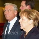 Walldorf – Bundeskanzlerin Dr. Angela Merkel zu Besuch