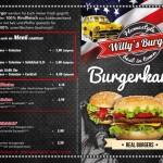 Burger Angebote bei Restaurant Fodys Fährhaus Ladenburg