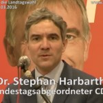 Dr. Stephan Harbarth Bundestagsabgeordneter CDU in Dielheim