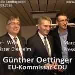 Dielheim – Hans Dieter Weis – Bürgermeister im TVüberregional Fernsehen