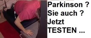 Sie können schon morgen früh Parkinson haben - jeder kann es bekommen