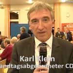 Karl Klein Landtagsabgeordneter in Dielheim
