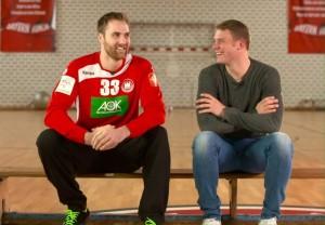 Manuel Neuer zollt den Europameistern Respekt - Handball ist der härtere Sport