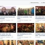 TVüberregional im Videoportal Facebook