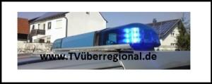 Östringen: 45 Jahre alte Frau flüchtet nach Unfällen und fährt auf Einweiser zu! Polizei sucht noch Zeugen