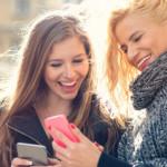 Yahoo – Studie – Teilen für die digitale Beziehungspflege