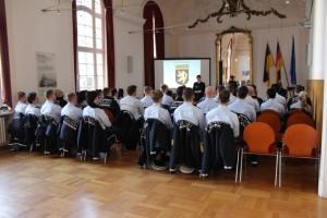 Personelle Verstärkung beim Polizeipräsidium Mannheim