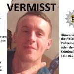 Heidelberg – 27-jähriger Sergei Grefenstein vermisst – hilflose Lage nicht ausgeschlossen – Polizei sucht mit starken Kräften – Zeugen dringend gesucht