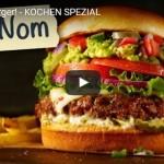 Geile Hamburger – KOCHEN SPEZIAL