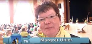 500 Landfrauen und mehr in Dielheim im Kraichgau - Schwester Teresa und Politiker zu Gast. Landfrauentag - eine gelungene Veranstaltung Magret Uhler Landfrauenverband Geschäftsführerin