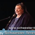 Schwester Teresa bei den Landfrauen in Dielheim im Kraichgau
