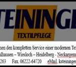Steininger Textilpflege - Hemdendienst - Hotelservice Mühlhausen