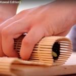 Sushi selbst gemacht – Kawaii Edition