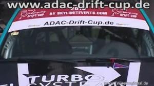 ADAC Drift Cup - IDS Werbeansage Dr. Ing. Jörg Söhner