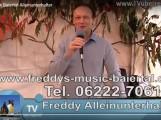 Freddy Music Baiertal – Alleinunterhalter – beliebt und bekannt im Kraichgau