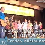 500 Landfrauen und mehr in Dielheim im Kraichgau – Schwester Teresa und Politiker zu Gast. Landfrauentag – eine gelungene Veranstaltung