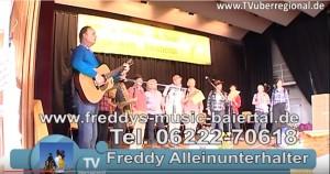 500 Landfrauen und mehr in Dielheim im Kraichgau - Schwester Teresa und Politiker zu Gast. Landfrauentag - eine gelungene Veranstaltung freddys music alleinunterhalter freddy baiertal freddy kraichgau