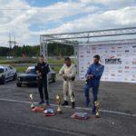 ADAC DRIFT CUP – Rutyna Katejan in Sosnova nur durch technsichen Defekt zu schlagen
