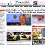 Dirk Müller im Tagesausblick vom 2.5.2016 - TTIP-Rohvertrag Viel schlimmer als erwartet!dirk müller cash curs mr dax 02-05-16 - 03